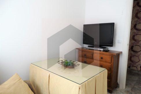 Ref 415, Luminoso apartamento con patio: dormitorio