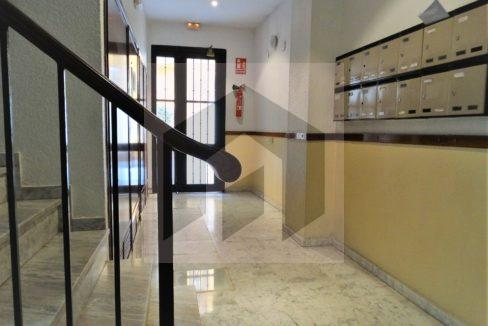 Ref 415, Centrico apartamento en Huelva: portal sin barreras arquitectonicas