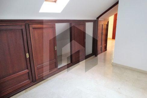 Exclusivo atico duplex -armarios