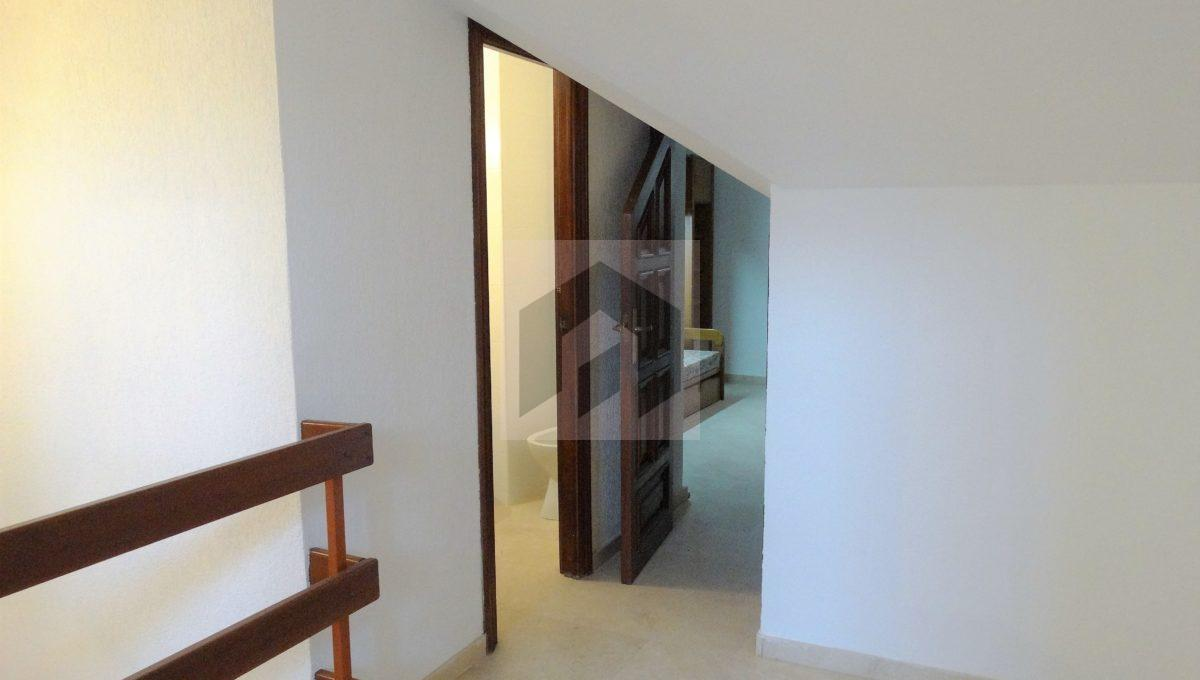 Exclusivo atico duplex -planta superior