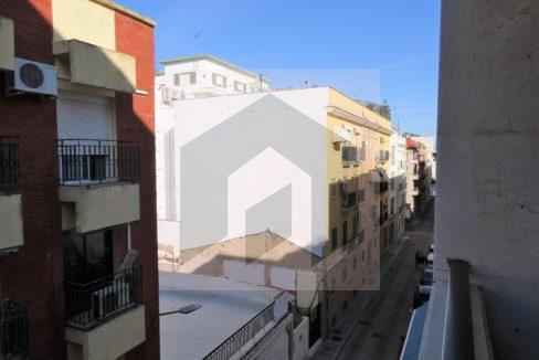 Exclusivo atico duplex -vistas