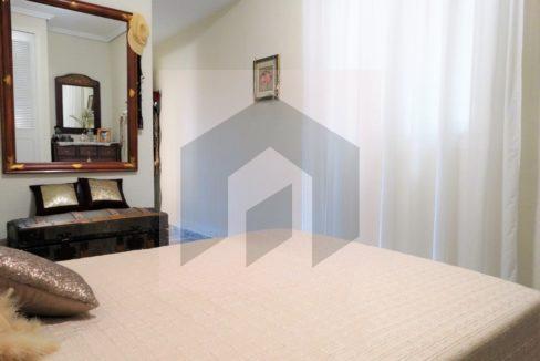 Ref 468, luminosa vivienda en el centro: amplio dormitorio