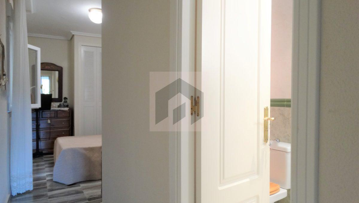 Ref 468, luminosa vivienda en el centro: baño en suite