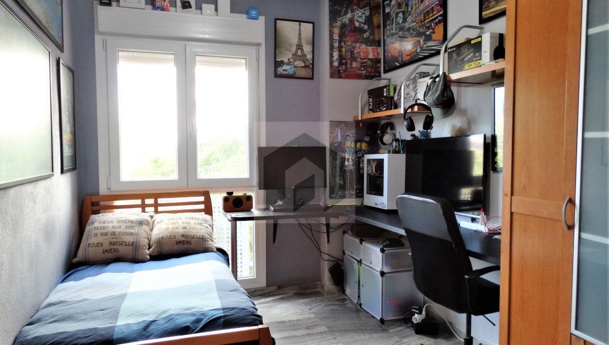 Ref 468, luminosa vivienda en el centro: dormitorio
