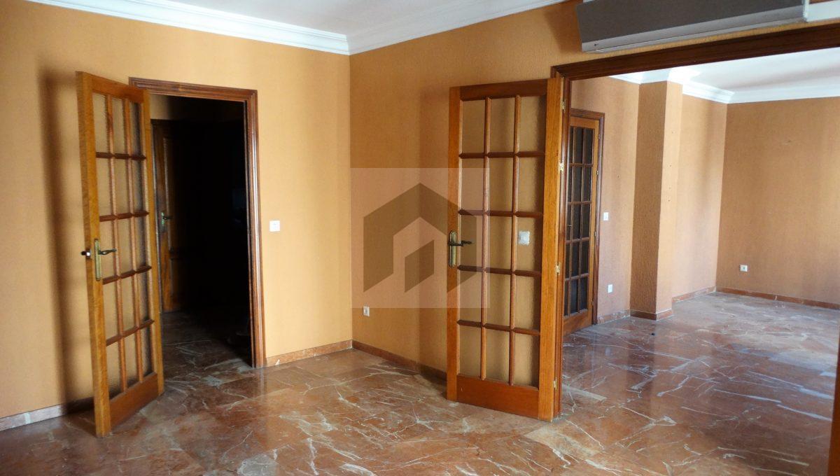 Ref 466, amplio piso en el corazón de Huelva: salon