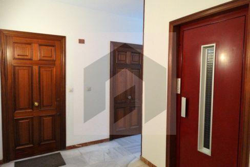 Ref 466, amplio piso en el corazón de Huelva: ascensor