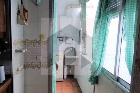 Ref 466, amplio piso en el corazón de Huelva: lavadero