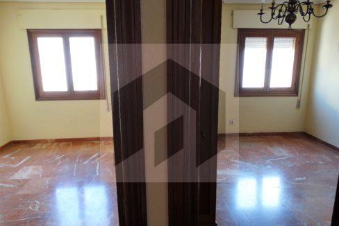 Ref 466, amplio piso en el corazón de Huelva: dormitorios