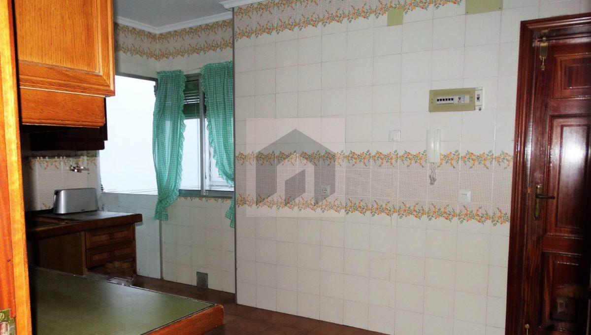 Ref 466, amplio piso en el corazón de Huelva: cocina